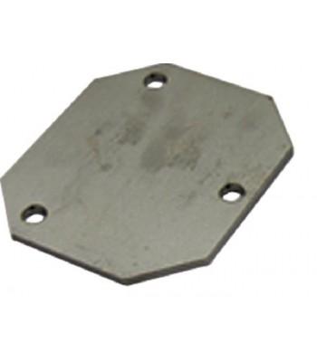 Verschlussplatte für PE-Fass ab 600 Liter