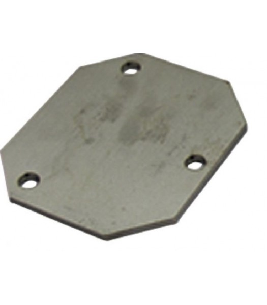 Verschlussplatte für PE-Fass ab 2000 Liter