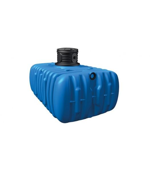 4 rain Regenwasser Flachtank 3000 Liter