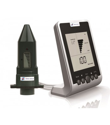 Ultraschall Füllstandsmessgerät für Kunststoffzisterne