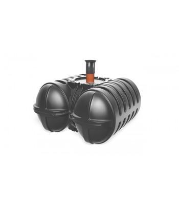 Roth Twinbloc Abwassersammelgrube 5000 Liter