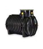 Speidel Regenwassertank Haus Retention 3000 – 10000 Liter