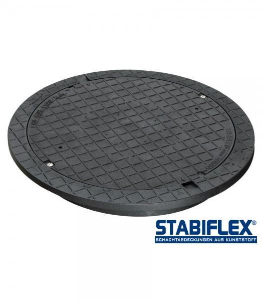 Stabiflex Abdeckung NewEdition ohne Griffmulden