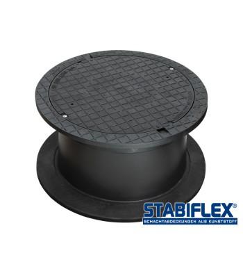 Stabiflex  Abdeckung NewEdition Teleskop ohne Griffmulden