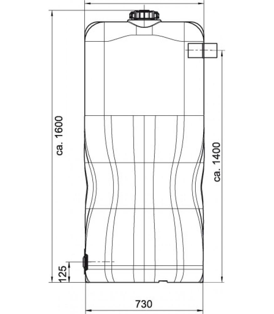 roth trinkwasserspeicher 750 liter. Black Bedroom Furniture Sets. Home Design Ideas