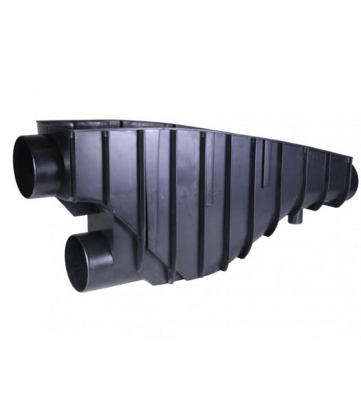 Intewa Wechselsprungfilter Purain DN 150 S
