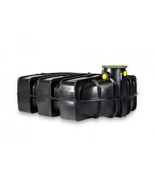 Speidel Flachtank Sammelgrube 2500 Liter