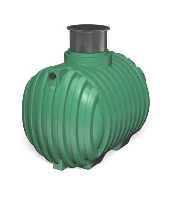 Regensammler Erdtank Garten 4700 Liter + Pumpe
