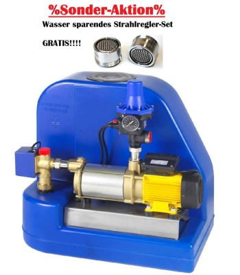 Regenwasserwerk Aqua Box 15-4