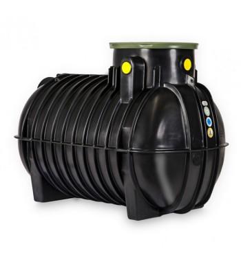 Abwassersammelgrube-Sickersaftbehälter 4000 Liter