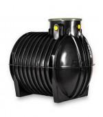 Abwassersammelgrube-Sickersaftbehälter 5000 Liter