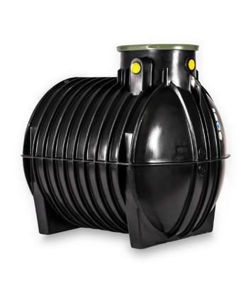 Abwassersammelgrube-Sickersaftbehälter 7500 Liter